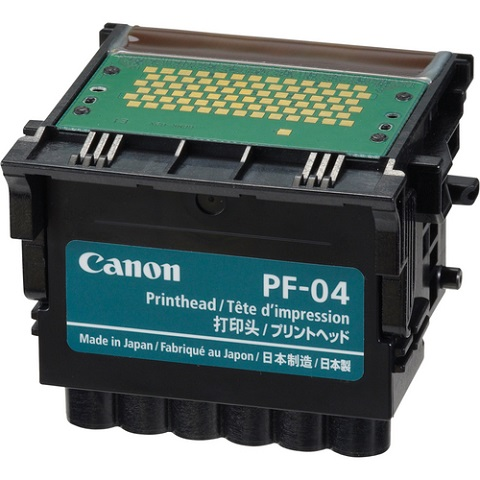 Печатающая головка Canon Printhead PF-04 (3630B001) фото