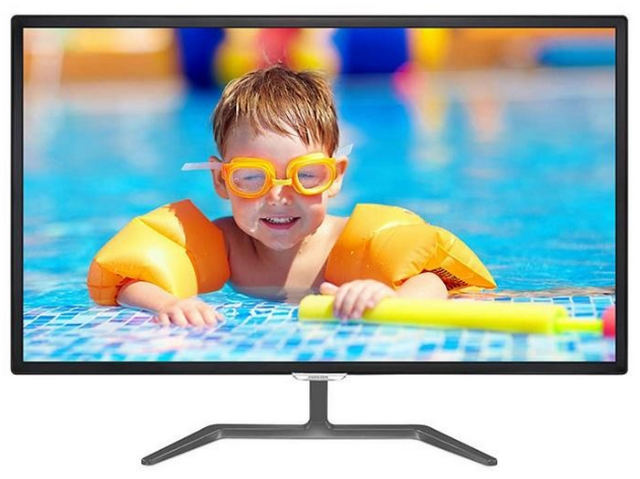 31.5 323E7QDAB/00 Black профессиональная панель 42 5 philips bdl4330ql 00 black led 1920x1080 6 5 mc 178° 178° 350 cd m 3000 1 dvi hdmi