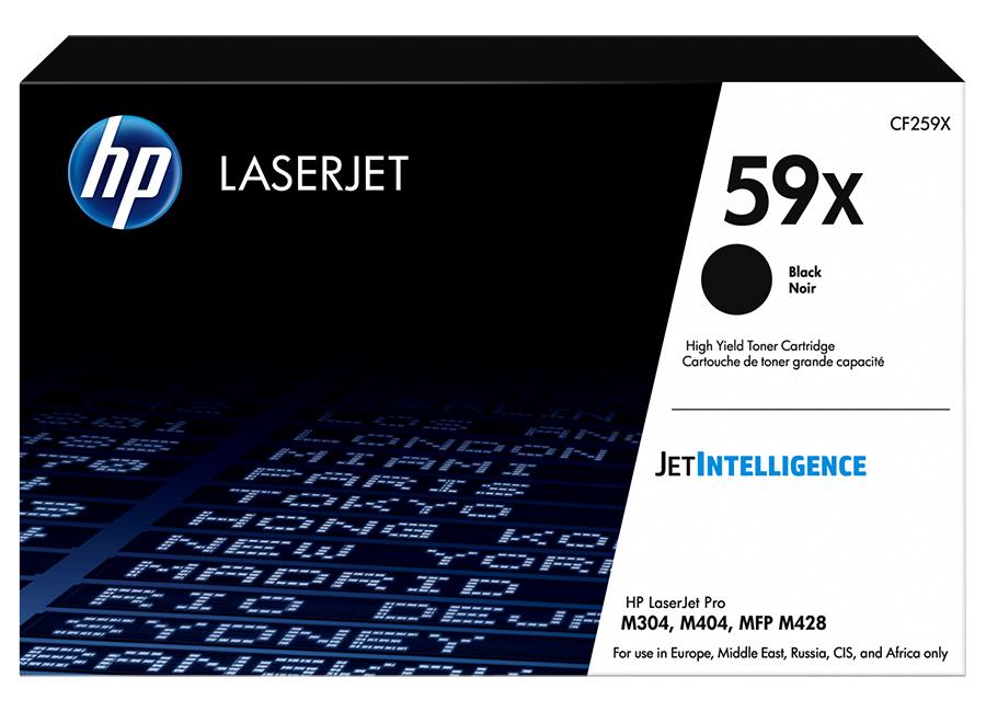 Картридж повышенной емкости HP LaserJet 59X (CF259X) цена 2017