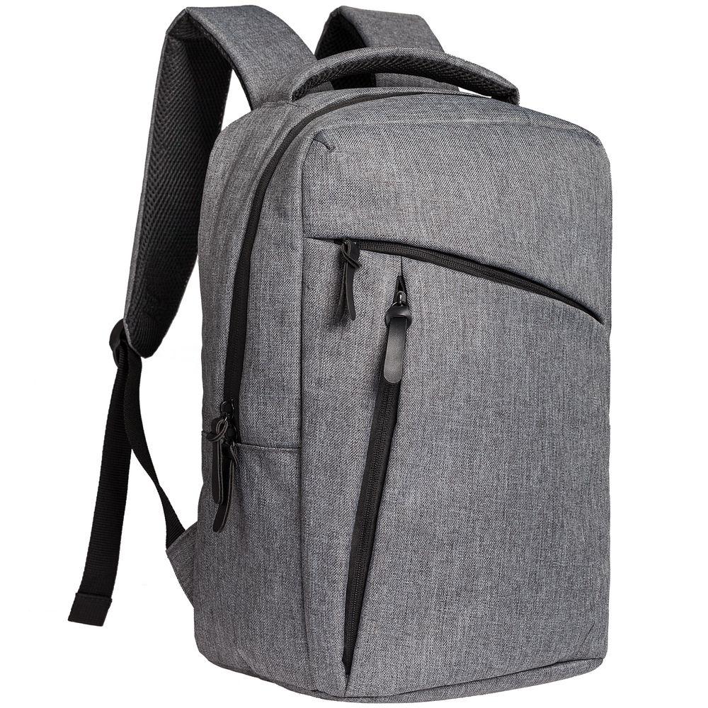 Рюкзак для ноутбука Burst Onefold, серый рюкзак для ноутбука burst argentum серый с темно серым