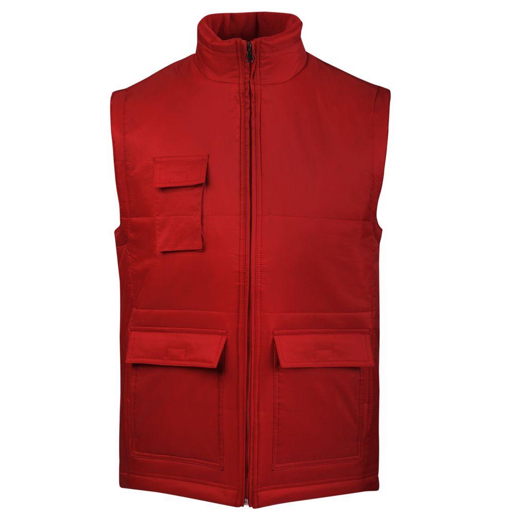 Фото - Жилет WORKER красный, размер L жилет worker черный размер s