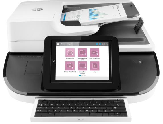 HP Digital Sender Flow 8500 fn2 (L2762A).