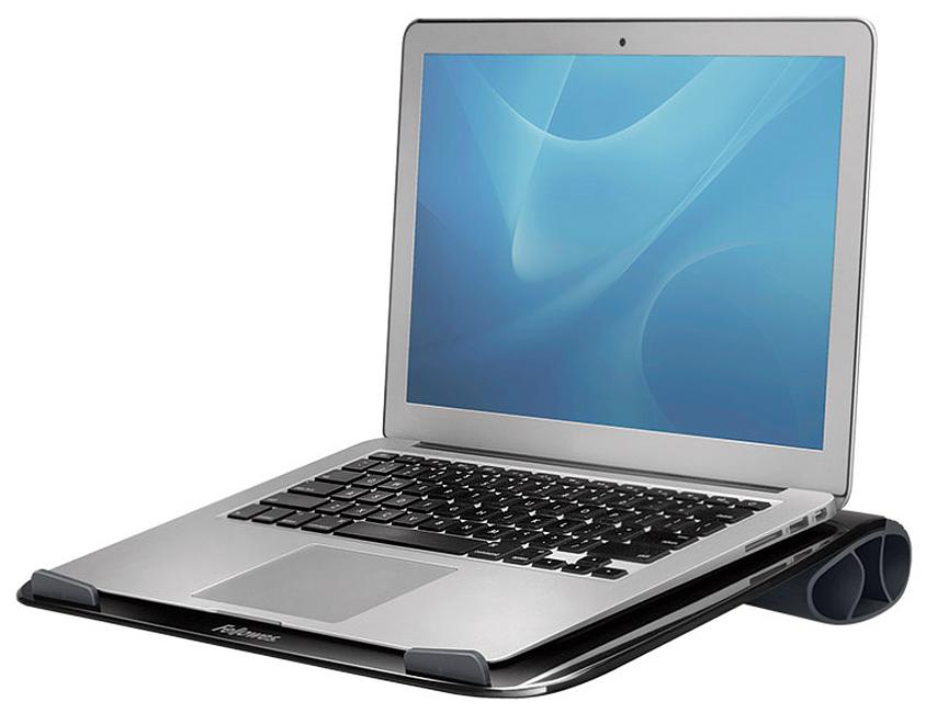 Подставка для ноутбука I-Spire черная (FS-94731) подставка для ноутбука барышня handy home