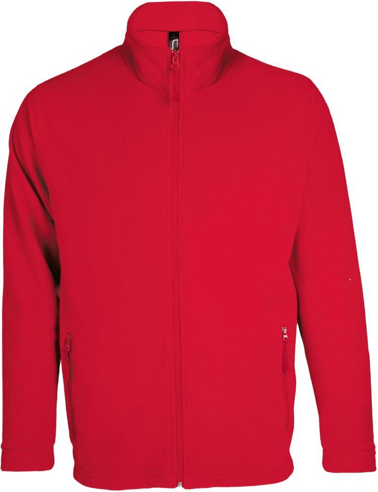 Куртка мужская NOVA MEN 200 красная, размер XL фото