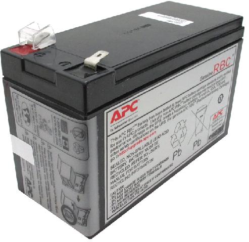 Сменная батарея RBC2 батарея delta hr 12 7 2 12v 7 2ah battery replacement apc rbc2 rbc5 rbc12 rbc22 rbc32 151мм 94мм 65мм