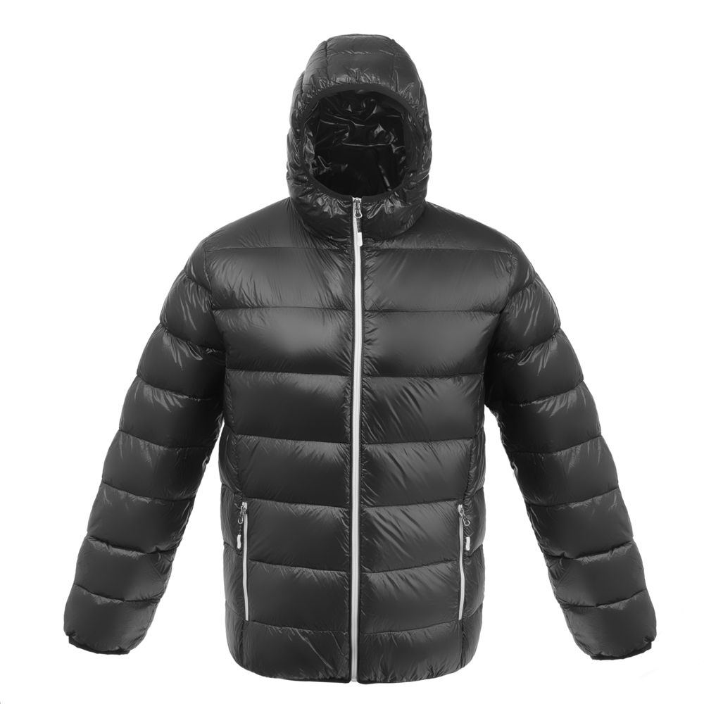 Фото - Куртка пуховая мужская Tarner черная, размер XL куртка пуховая мужская tarner серая размер l