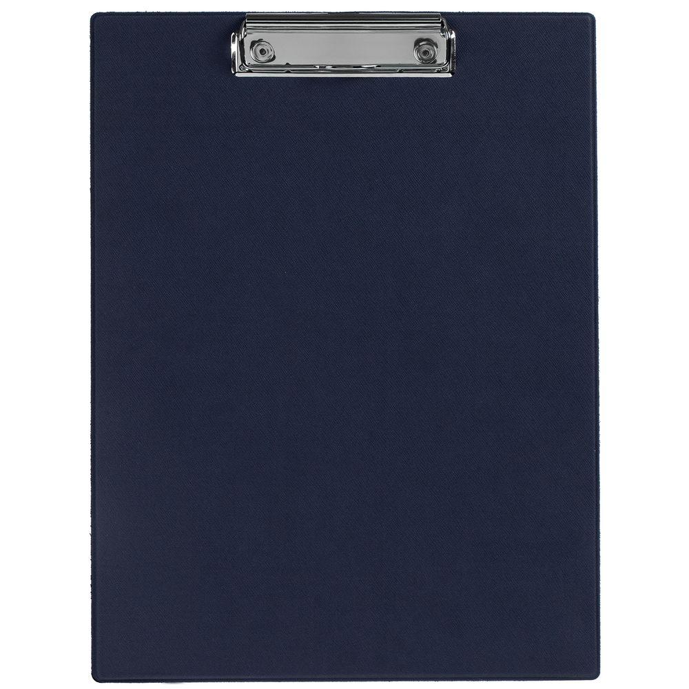 Папка-планшет Devon, синяя папка luxe синяя