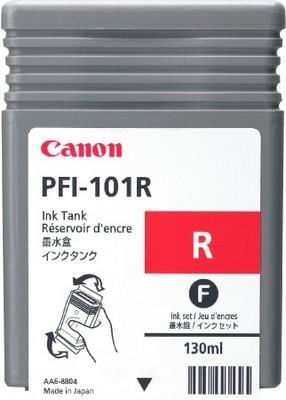 Фото - Canon PFI-101R Red 130 мл (0889B001) canon pfi 101r red 130 мл 0889b001