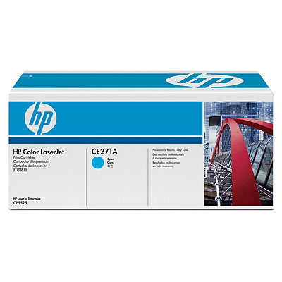 Фото - Тонер-картридж HP 650A CE271A тонер картридж hp 311a q2682a