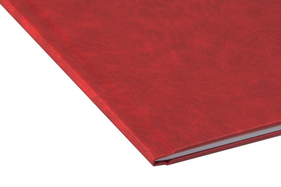 Папка для термопереплета Unibind, твердая, 190, красная