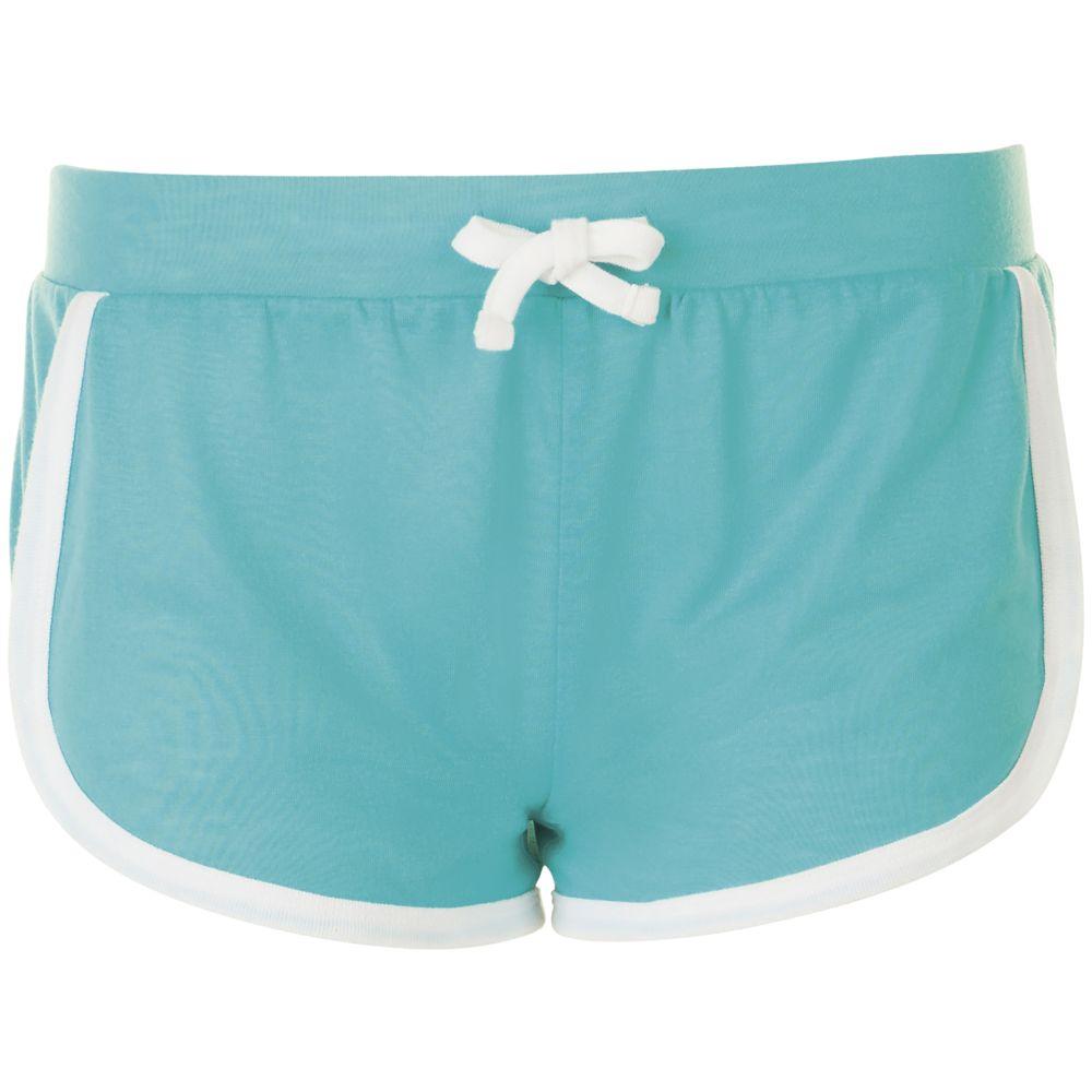 Шорты женские JANEIRO бирюзовые, размер XL/XXL