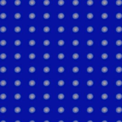Фото - Термотрансферная пленка полиуретановая с перфорацией SMTF, королевский синий термотрансферная пленка полиуретановая smtf pu неон зеленая