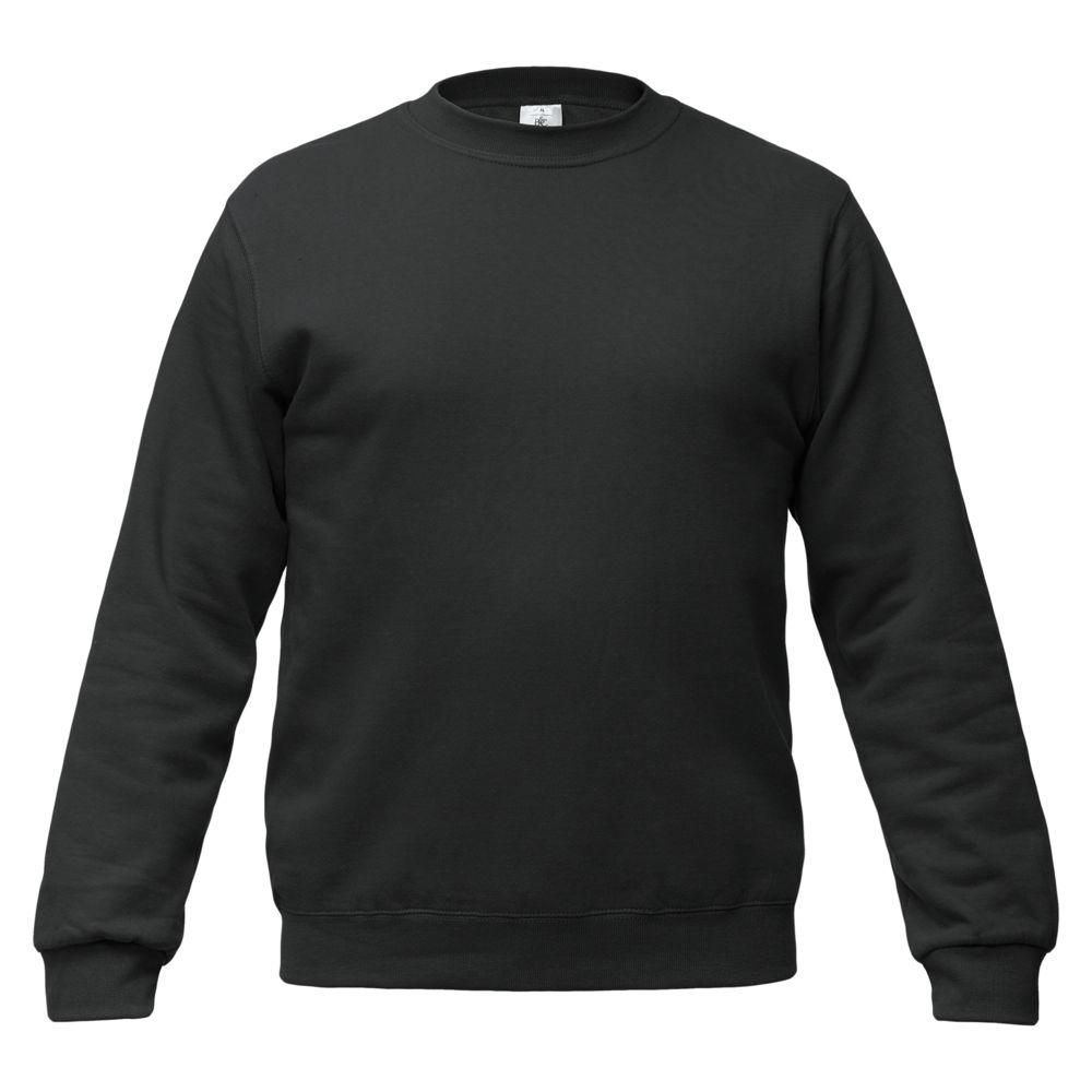 Толстовка ID.002 черная, размер XXL толстовка id 002 черная размер s