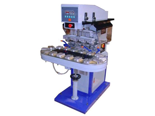 TPC-150/4 четырехкрасочный с конвейерной подачей tpc ds3230 5g 02 solenoid valve rc1 4 dc24v
