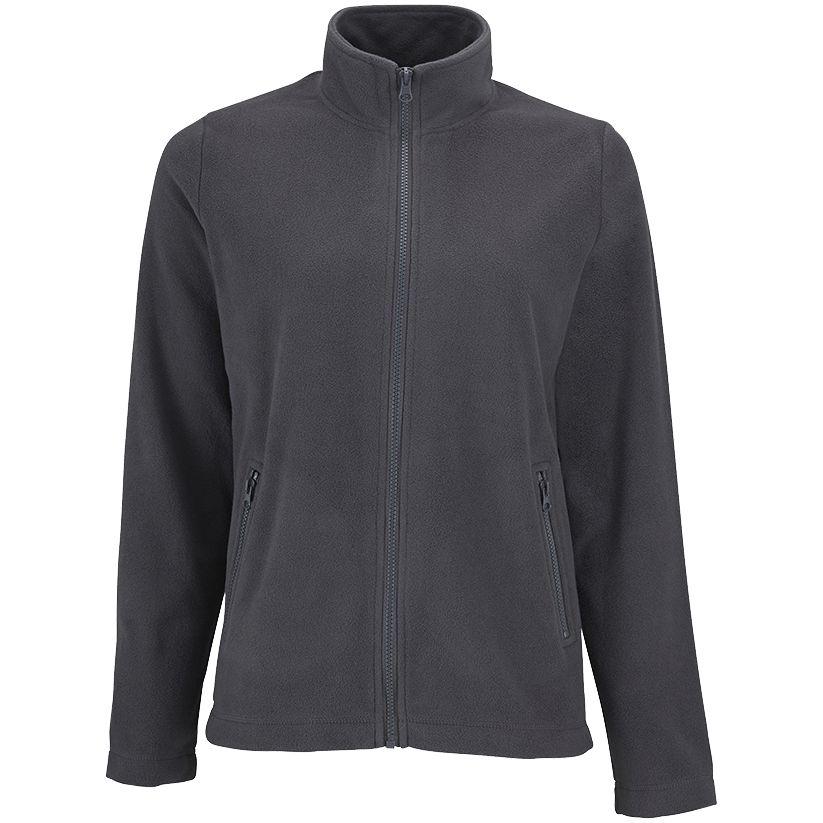 Куртка женская Norman Women серая, размер S