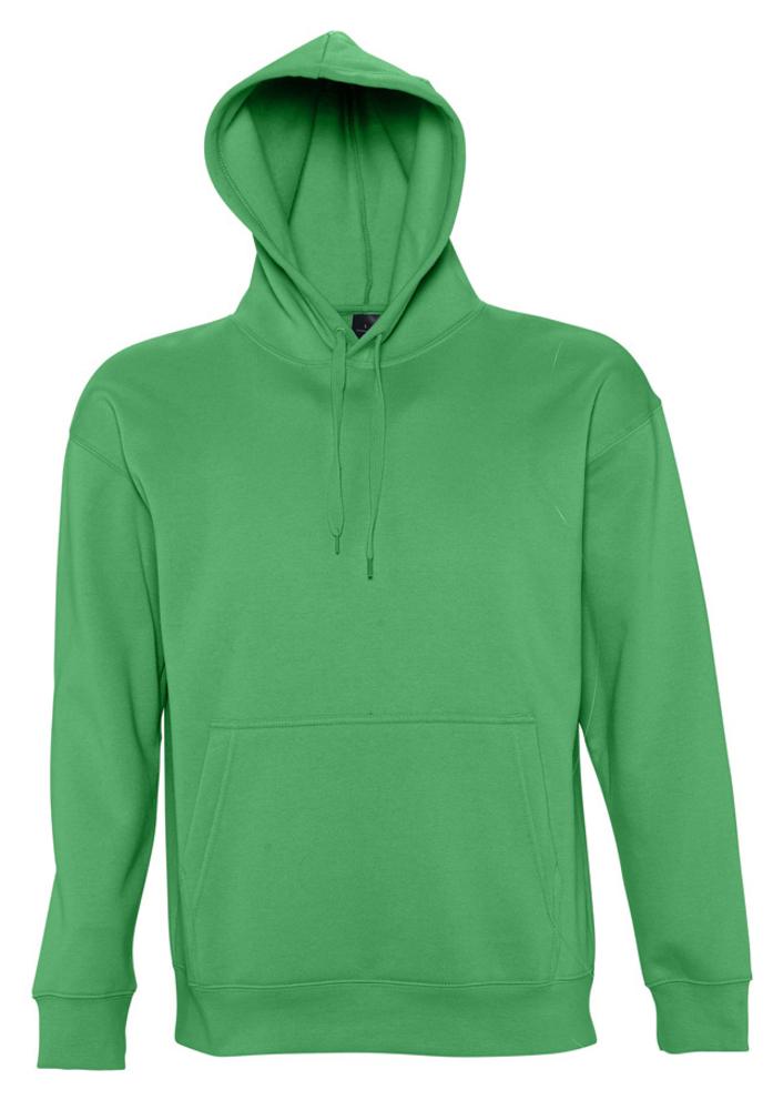 Толстовка с капюшоном SLAM 320, ярко-зеленая, размер S толстовка с капюшоном slam 320 ярко зеленая размер xxl