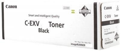 Фото - Тонер Canon C-EXV 54 Black (1394C002) мышь trust siano bluetooth wireless беспроводная цвет черный серый
