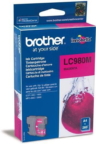 Картридж Brother LC980M цена и фото