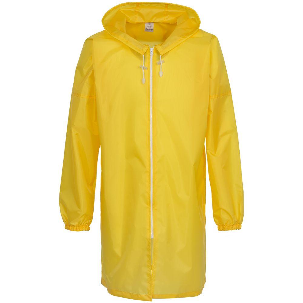 Дождевик Rainman Zip желтый, размер S