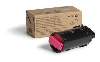 Фото - Тонер-картридж Xerox 106R03937 картридж xerox 106r03937 для versalink c605 пурпурный 16800стр