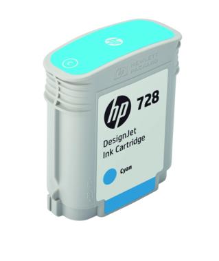 Фото - HP DesignJet 728 Cyan 40 мл (F9J63A) картридж hp 728 f9j66a для hp dj t730 t830 пурпурный
