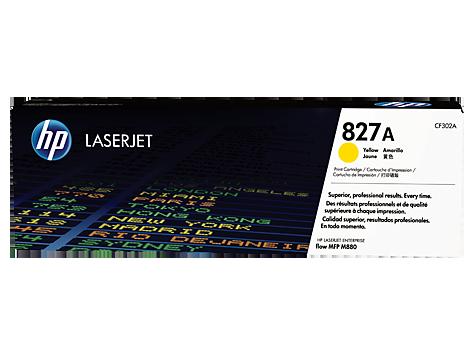 Картридж HP 827A CF302A тонер картридж для лазерных аппаратов hp 827a black cf300ac