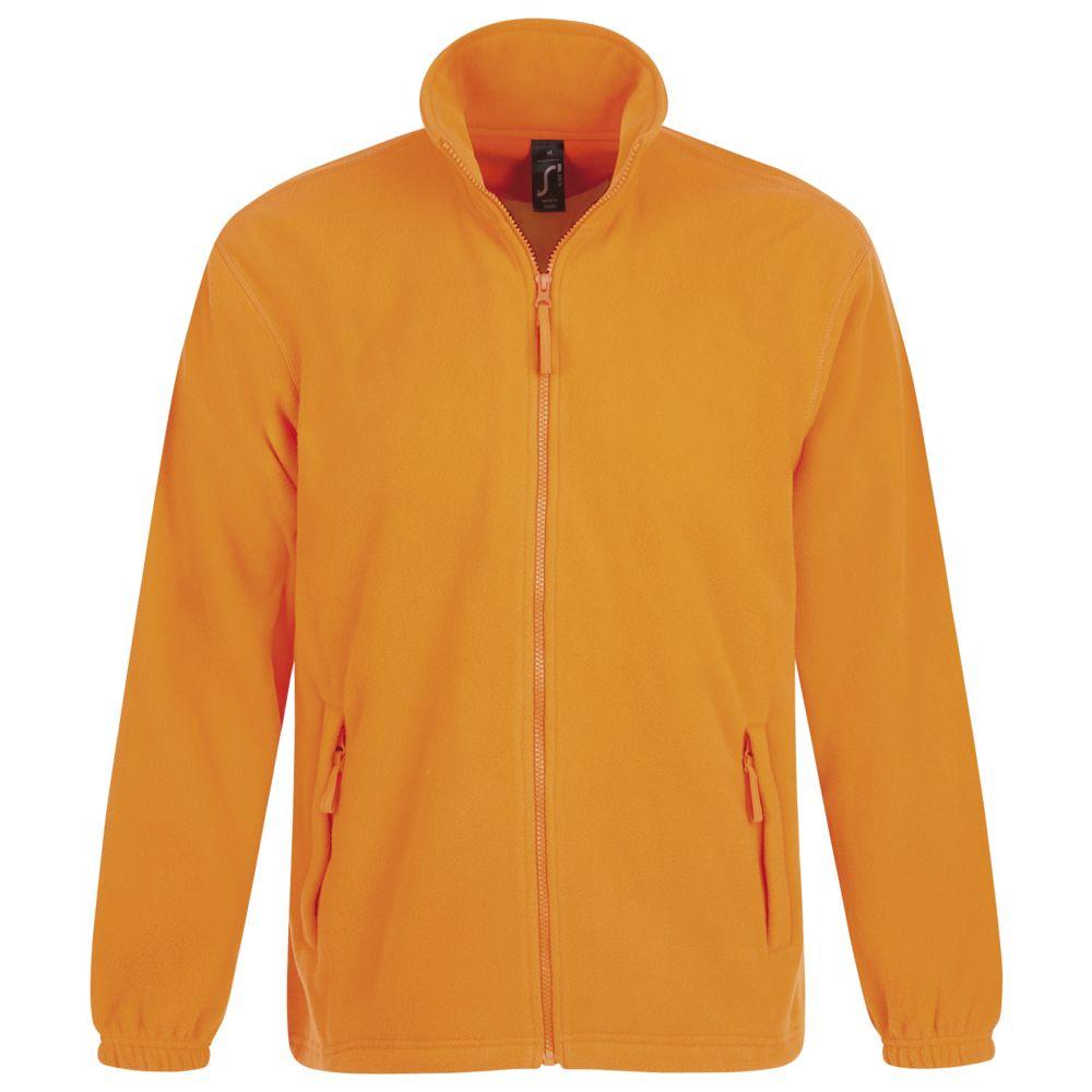 Фото - Куртка мужская North, оранжевый неон, размер L картридж cubex abs оранжевый неон