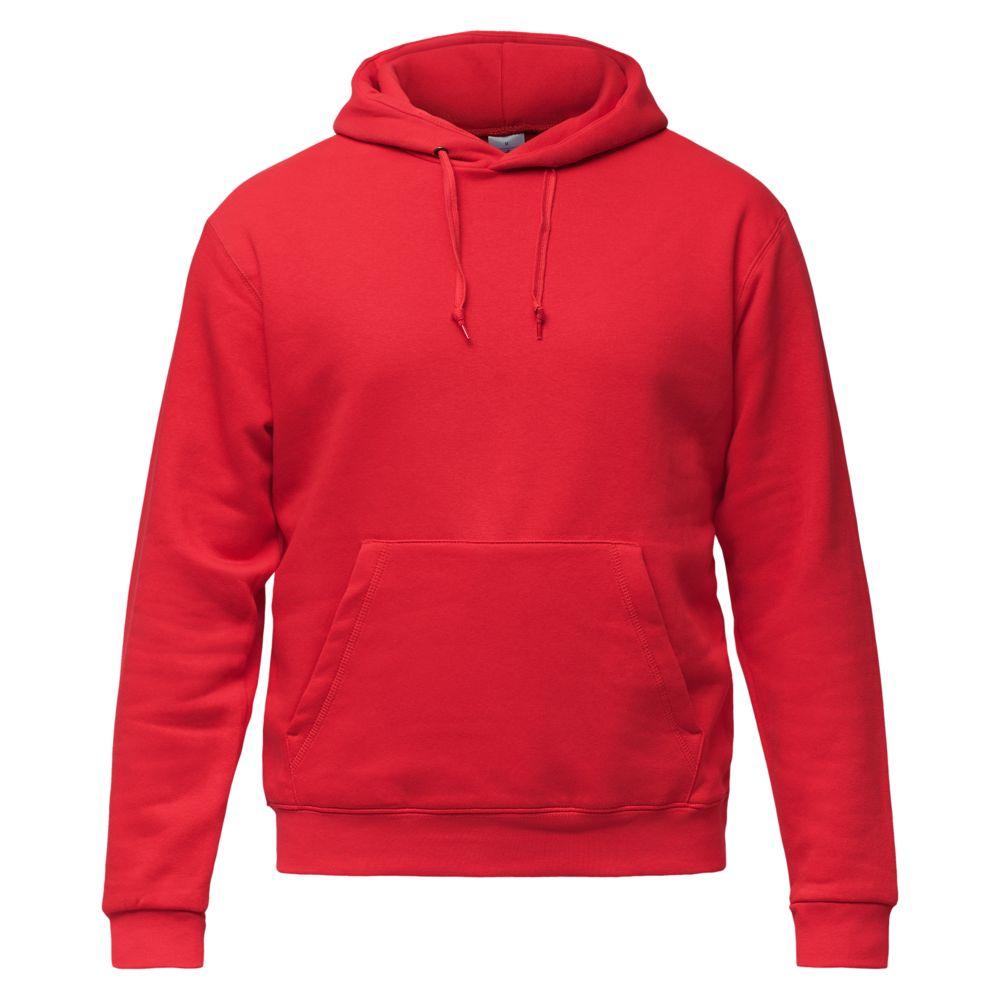 Толстовка Hooded красная, размер XXL толстовка красная