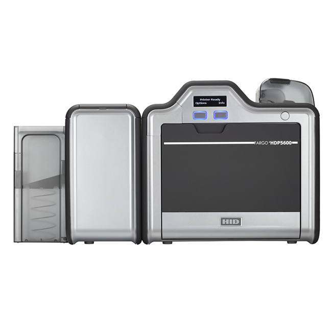 Фото - Fargo HDP5600 DS (300 DPI) +MAG +PROX +13.56 +SIO dtc1250e ds eth mag