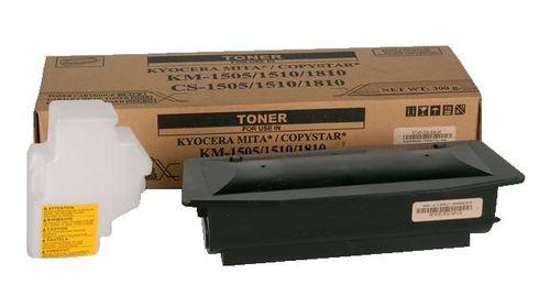Тонер-картридж KM-1505/1510/1810 тонер картридж sharp sharp mx23gtba для mx 1810 2010 2310 3111 черный