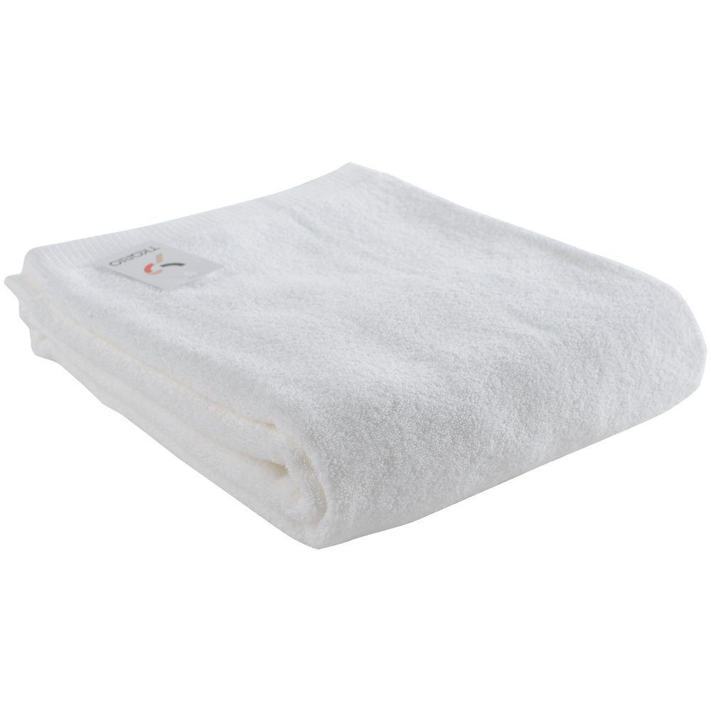 Полотенце Essential, большое, белое фото