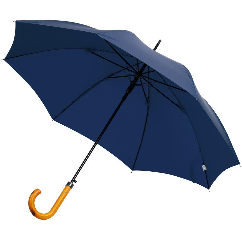 Зонт-трость LockWood, темно-синий helen dickson seducing miss lockwood
