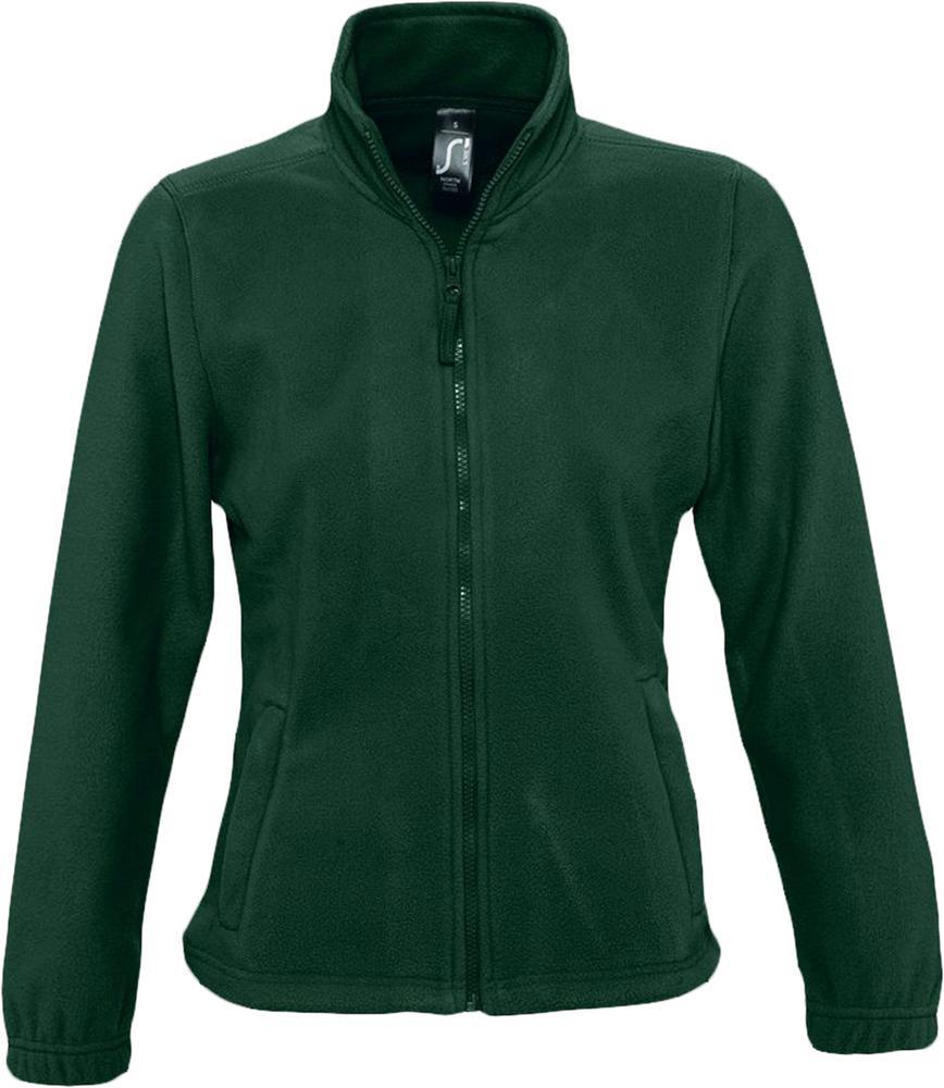 Куртка женская North Women зеленая, размер L куртка женская north women коричневая размер l