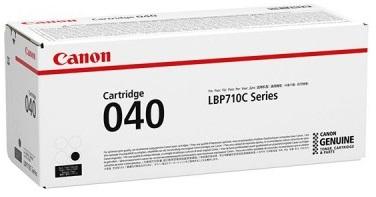 Тонер-картридж Canon 040 Bk (0460C001) тонер картридж 040 m 0456c001