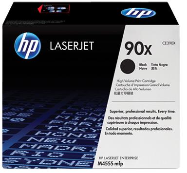 Картридж HP CE390X картридж mytoner mt ce390x black для hp lj m4555