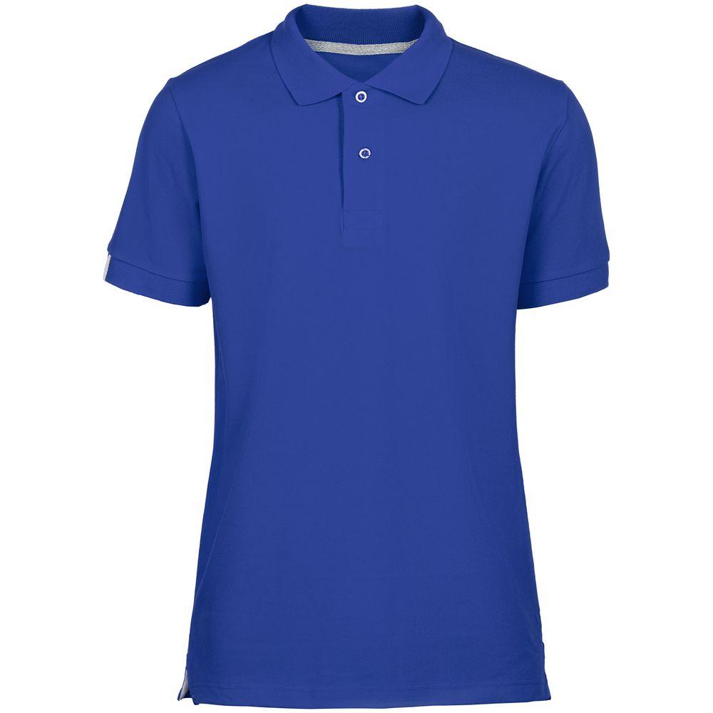 Фото - Рубашка поло мужская Virma Premium, ярко-синяя (royal), размер L рубашка поло мужская virma premium красная размер l
