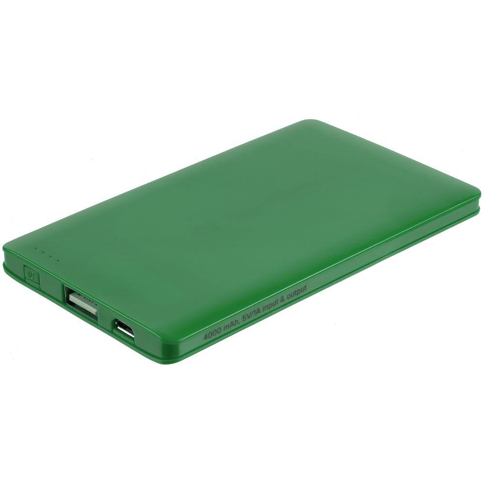 Фото - Внешний аккумулятор Easy Trick, 4000 мАч, зеленый внешний аккумулятор pebble 7800 мач винный