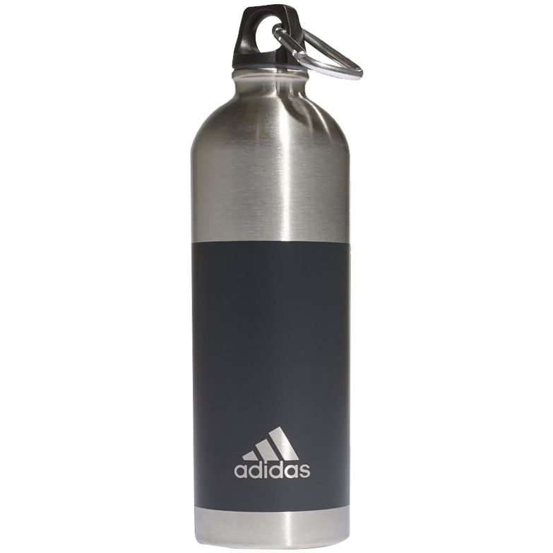 Бутылка для воды ST Bottle, черная бутылка для воды fixflask синяя
