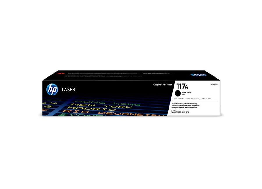 Фото - Картридж HP 117A лазерный черный (W2070A) картридж лазерный hp 659a w2010a черный
