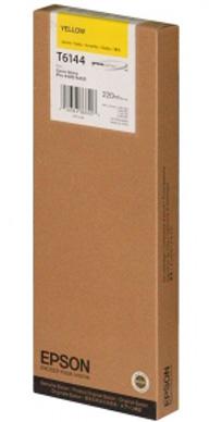 цена на T6144 Yellow 220 мл (C13T614400)