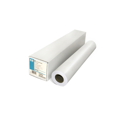 HP White Satin Poster Paper 136 г/м2 1.067x61 м, 76.2 мм (CH010A)