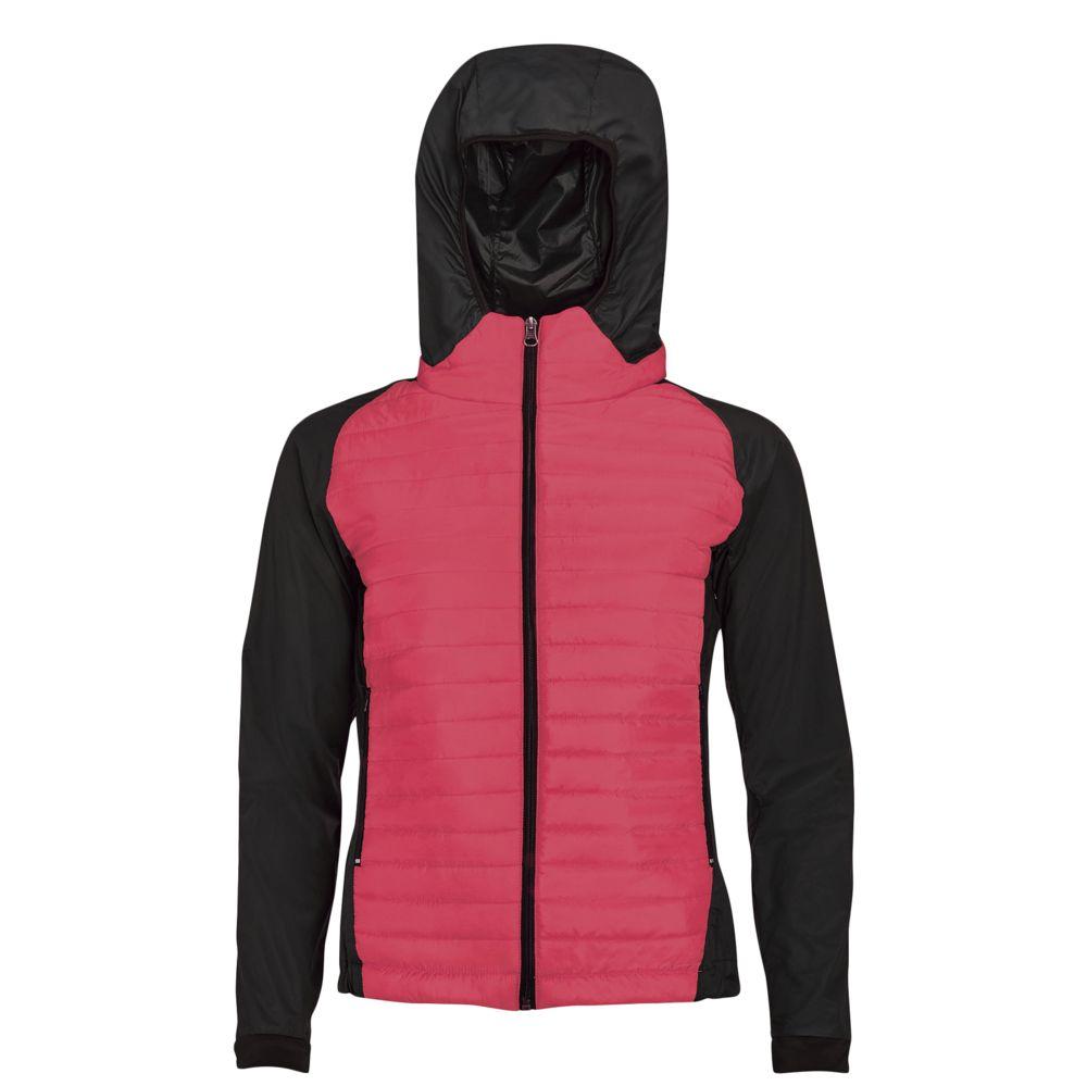 Куртка NEW YORK WOMEN неоновый розовый (коралл), размер XL