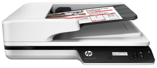 HP ScanJet Pro 3500 f1 (L2741A) hp hp scanjet pro 3500 f1