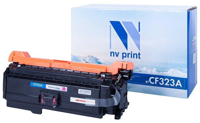 Фото - Картридж NV Print CF323A картридж cactus cs cf323a