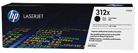 Фото - Тонер-картридж HP 312X LaserJet (CF380X) тонер картридж hp 311a q2682a