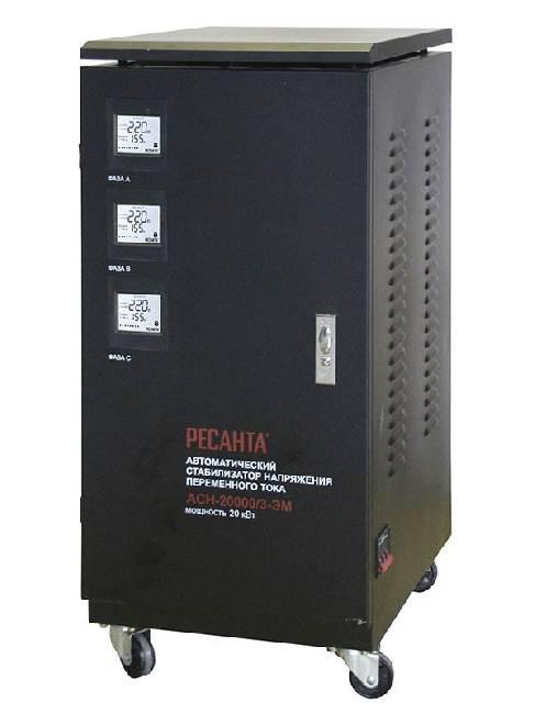 Ресанта АСН-20000/1-ЭМ