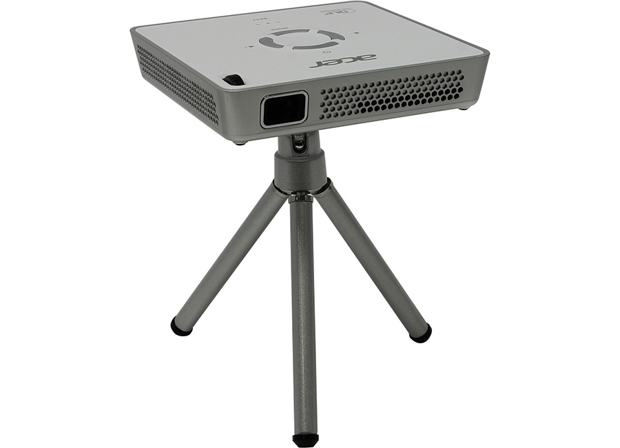 Acer C101i проектор acer c101i 854х480 150 люмен 1200 1 белый