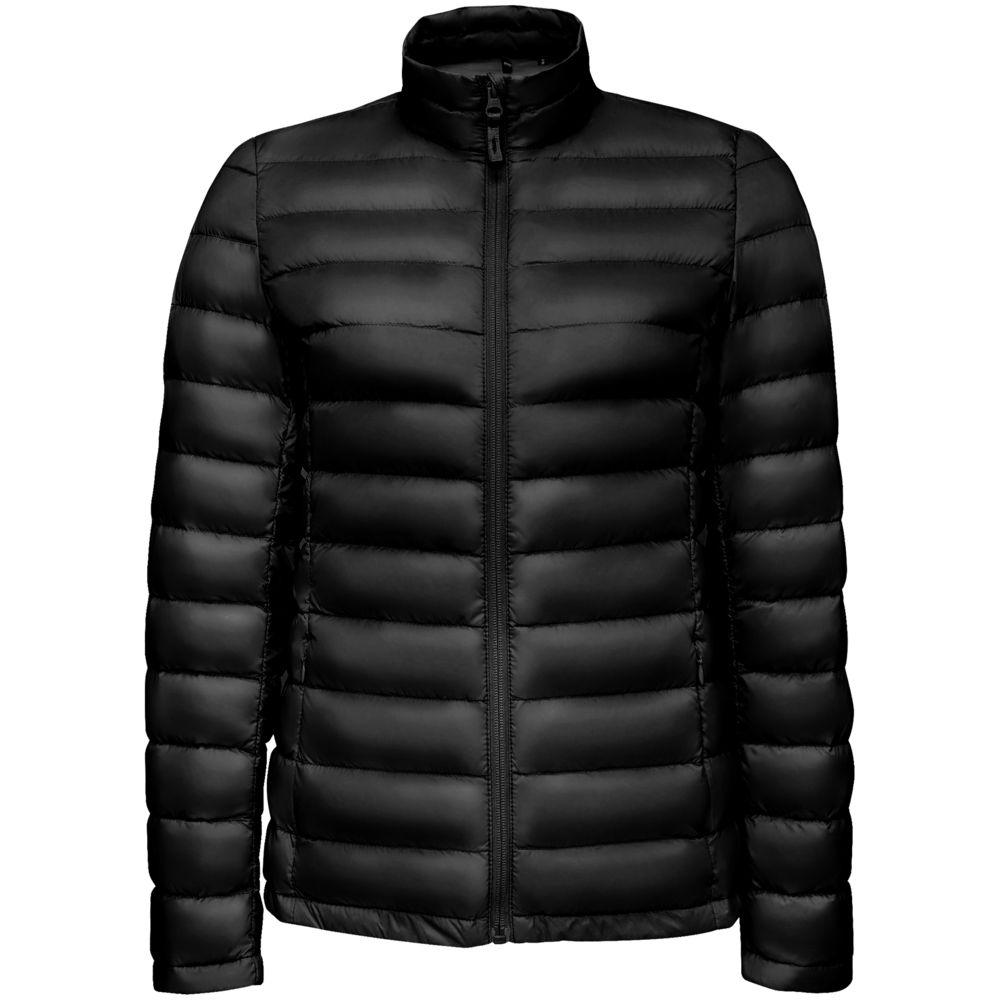 куртка женская norman women черная размер xl Куртка женская WILSON WOMEN черная, размер XL