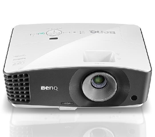 Фото - BENQ MW705 проектор benq mw707 dlp wxga 1280x800 3500lm 13000 1 2xнdmi mhl lan 1x10w speaker 3d ready lamp 15000hrs whi
