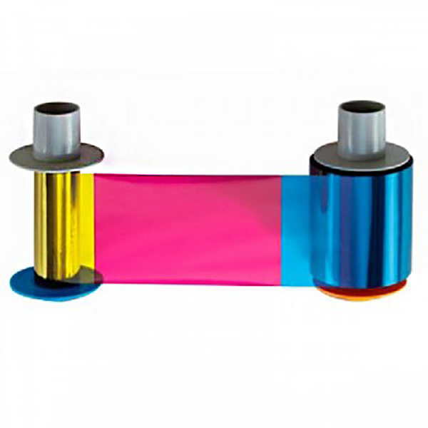 Фото - Полноцветная лента YMCKK 84912 полноцветная лента ymckok 45611